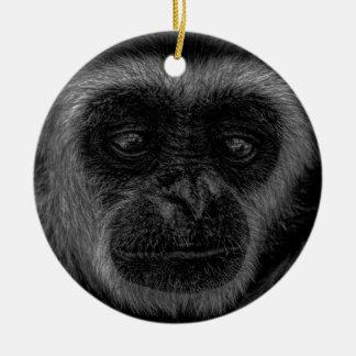 Ornamento De Cerâmica Mamífero de Indonésia dos animais selvagens do