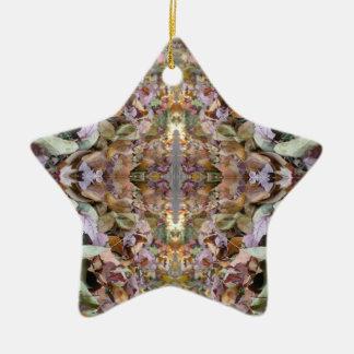 Ornamento De Cerâmica Manhã 1 do outono