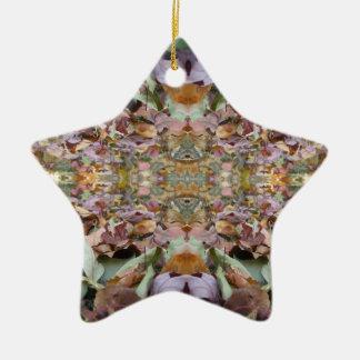 Ornamento De Cerâmica Manhã 2 do outono