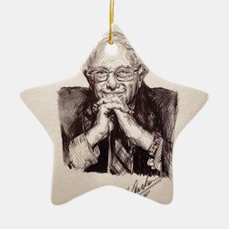 Ornamento De Cerâmica Máquinas de lixar de Bernie por Billy Jackson