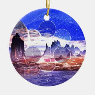 Ornamento De Cerâmica Mar de Phate-The Syroxian