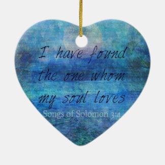 Ornamento De Cerâmica Mar do oceano da escritura da arte do verso da