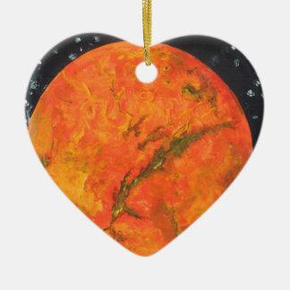 Ornamento De Cerâmica Marte