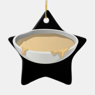 Ornamento De Cerâmica Massa do balanço da comida do pulso aleatório
