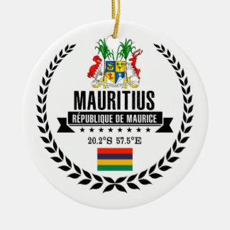 Ornamento De Cerâmica Maurícia