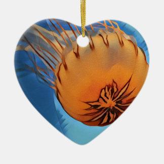 Ornamento De Cerâmica Medusa