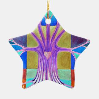 Ornamento De Cerâmica Melancolia