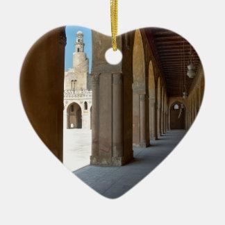 Ornamento De Cerâmica Mesquita o Cairo de Ibn Tulun