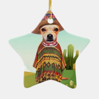 Ornamento De Cerâmica mexicano 000