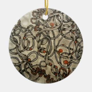 Ornamento De Cerâmica Minha alma