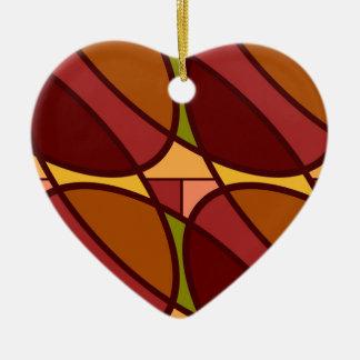 Ornamento De Cerâmica Miragem