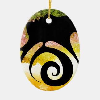 Ornamento De Cerâmica Miranillia - beleza de primavera