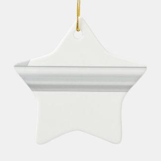 Ornamento De Cerâmica Míssil de cruzeiro