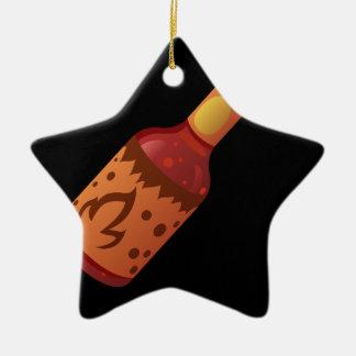 Ornamento De Cerâmica Molho efervescente quente da comida n do pulso