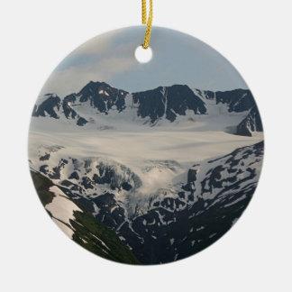 Ornamento De Cerâmica Montanhas de Kenai, Alaska 2