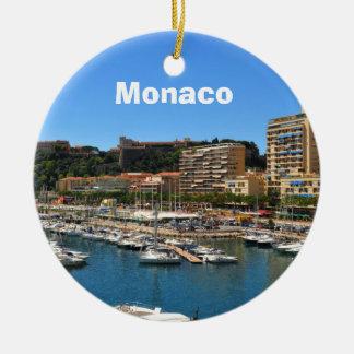 Ornamento De Cerâmica Monte - Carlo em Monaco