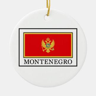 Ornamento De Cerâmica Montenegro