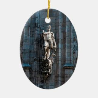 Ornamento De Cerâmica Monumento da arquitetura da estátua da abóbada da