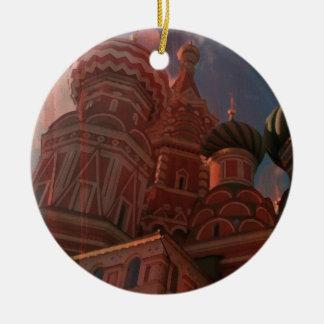 Ornamento De Cerâmica Moscow_russia