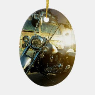 Ornamento De Cerâmica motocicleta
