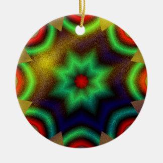 Ornamento De Cerâmica Natal