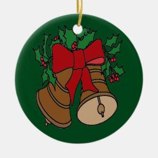 Ornamento De Cerâmica Natal Bels
