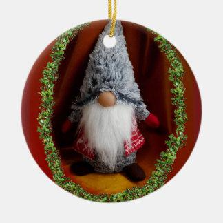 Ornamento De Cerâmica Natal bonito