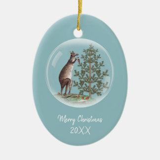 Ornamento De Cerâmica Natal em Austrália
