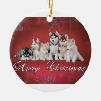 Ornamento De Cerâmica Natal ronco
