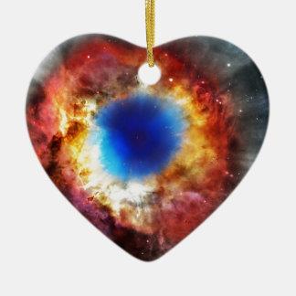 Ornamento De Cerâmica Nebulosa da hélice