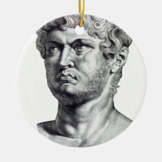 Ornamento De Cerâmica Nero