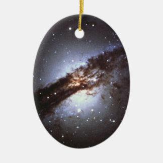 Ornamento De Cerâmica NGC 5128 Centaurus uma NASA da galáxia