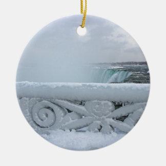Ornamento De Cerâmica Niagara