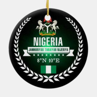 Ornamento De Cerâmica Nigéria