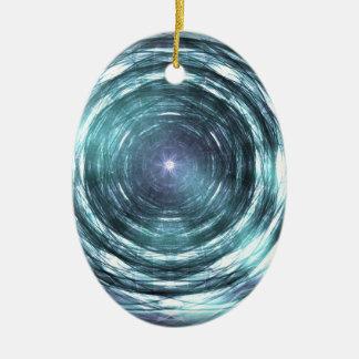 Ornamento De Cerâmica No buraco negro