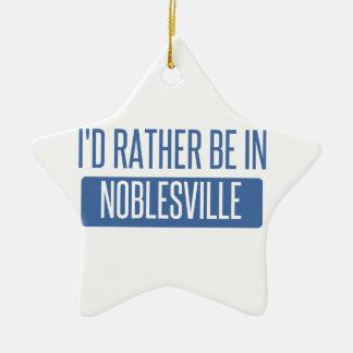 Ornamento De Cerâmica Noblesville