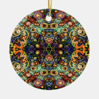 Ornamento De Cerâmica Noite da estrela