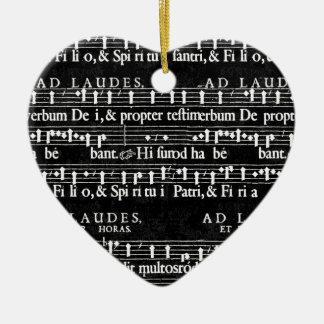 Ornamento De Cerâmica notas da música do grunge