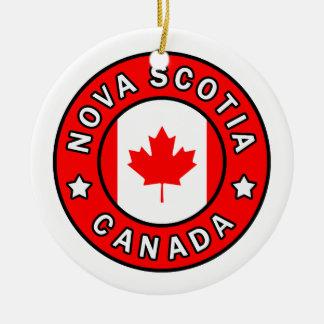 Ornamento De Cerâmica Nova Escócia Canadá