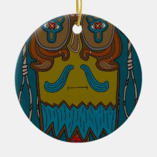 Ornamento De Cerâmica O deus do patíbulo do Poisoner