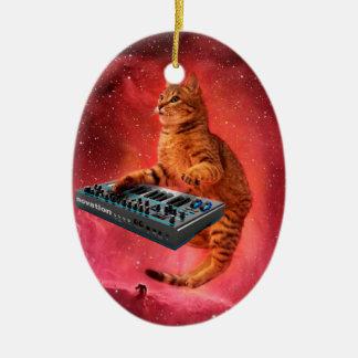 Ornamento De Cerâmica o gato soa - gato - gatos engraçados - memes do