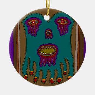 Ornamento De Cerâmica O Mayor de Swampland
