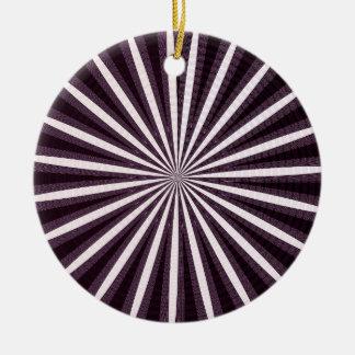 Ornamento De Cerâmica O modelo vazio DIY da LISTRA adiciona o nome do