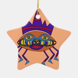 Ornamento De Cerâmica O molusco