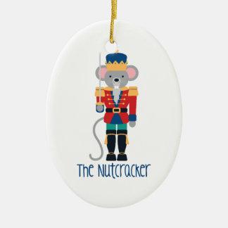 Ornamento De Cerâmica O Nutcracker
