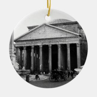 Ornamento De Cerâmica O panteão em Roma, Italia