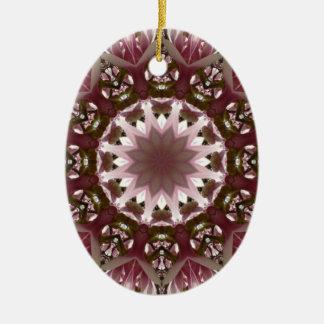 Ornamento De Cerâmica O primavera cor-de-rosa floresce 1,3, estilo
