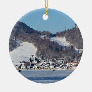 Ornamento De Cerâmica O vale de Joux no cantão de Vaud
