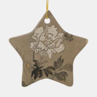Ornamento De Cerâmica Ogata Kōrin (japonês, 1658-1716)
