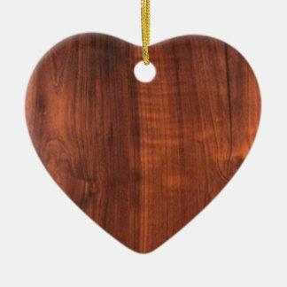 Ornamento De Cerâmica Olhar de madeira Blanc cerâmico Blanche da NOZ +